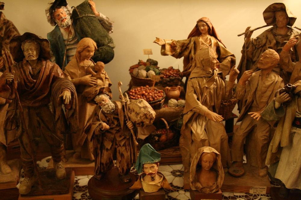 Museo della Cartapesta Leccese  Video Salento