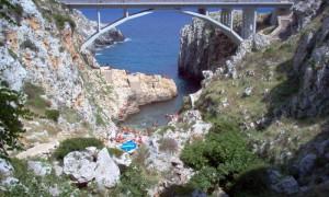 il Ponte Ciolo a Gagliano del Capo (Santa Maria di Leuca)