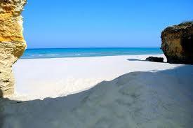 villaggio e spiaggia baia dei turchi di Otranto