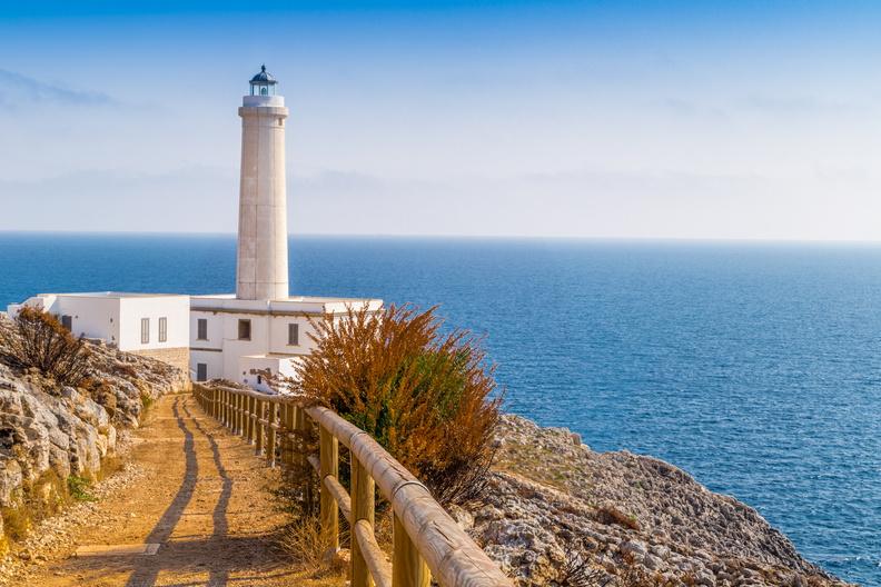 Otranto e il Faro di Palascia