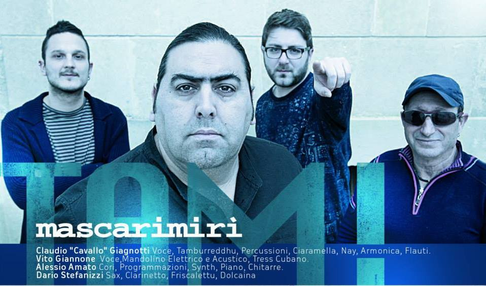 """Mascarimirì e il tradizionale singolo """"Lu Ballu"""""""
