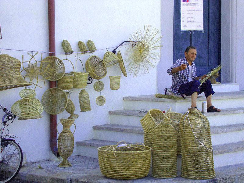 Artigianato salentino, scoprite i lavori di un artigiano nel Salento