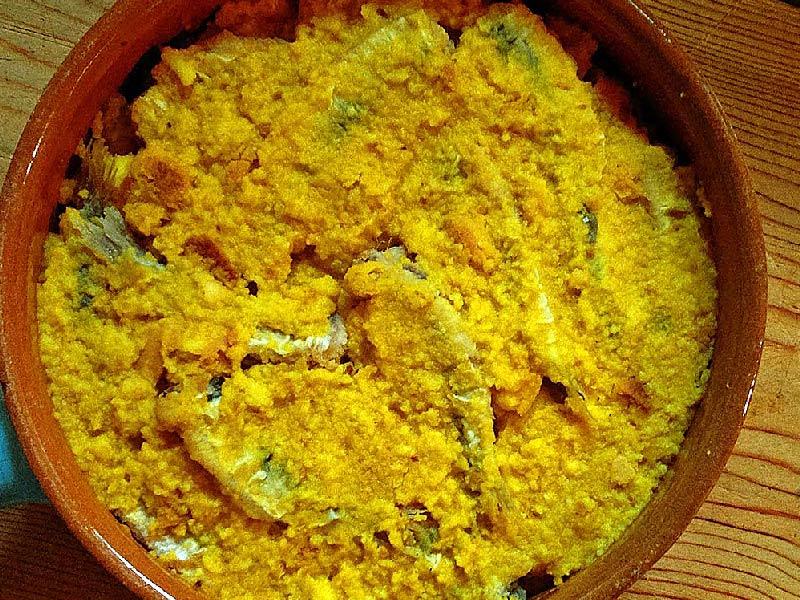 la ricetta della Scapece gallipolina, piatto storico della tradizione locale