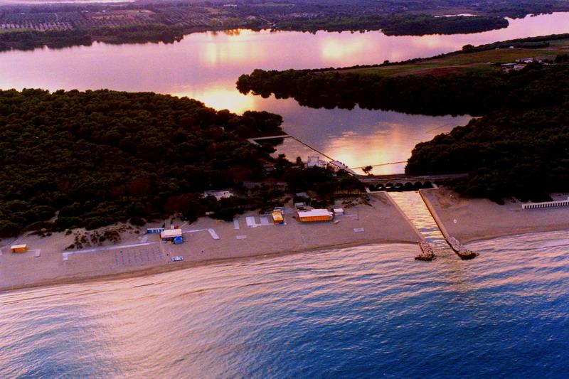 I Laghi di Alimini a Otranto