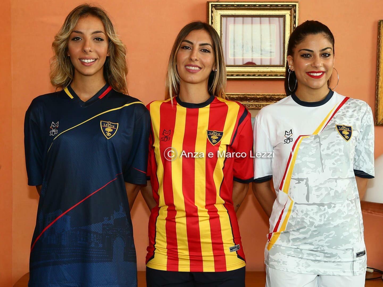 Al via la campagna abbonamenti U.S. Lecce 2018-2019, presentato il brand (M908) per le nuove maglie