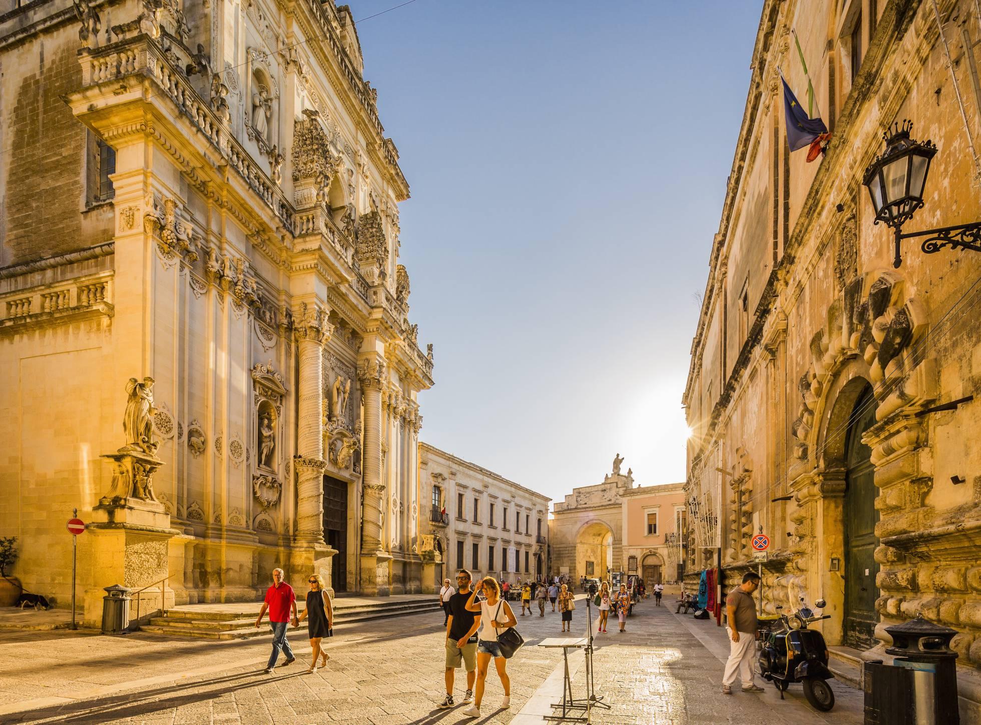 Il Quotidiano Spagnolo El Pais Parla Di Lecce   U0026quot La Ciudad