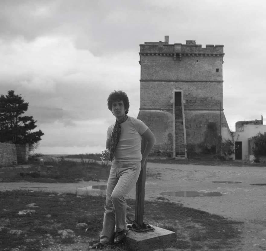 """Torre Squillace, la marina che ispirò Lucio Battisti per la canzone """"Acqua azzurra, acqua chiara"""""""