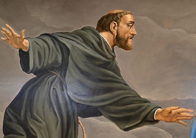La festa di San Giuseppe da Copertino, il Santo dei voli e protettore degli studenti