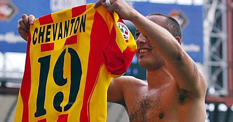 Ernesto Javier Chevanton, i suoi gol più belli nella storia del Lecce
