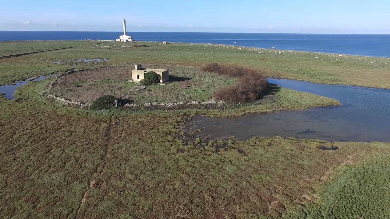 Parco naturale di Punta Pizzo e l'isola di Sant'Andrea, un'oasi da scoprire a Gallipoli