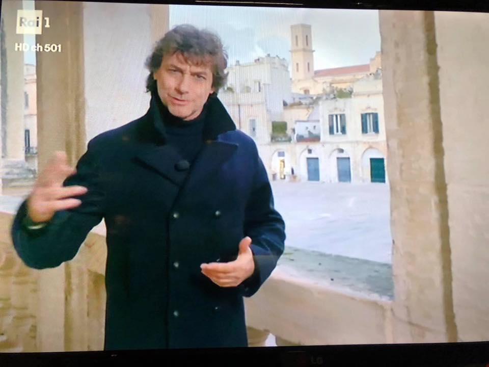La bellezza di Lecce e il ballo della Pizzica raccontati da Alberto Angela su Rai 1