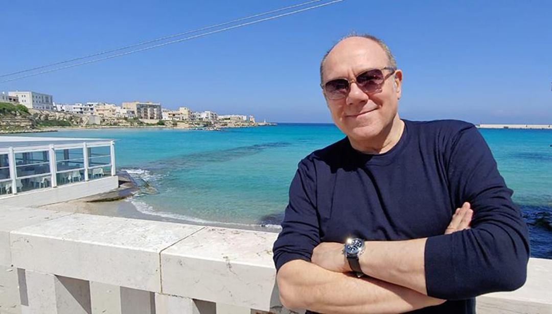 """il film """"si vive una volta sola"""" di Carlo Verdone girato a Otranto"""