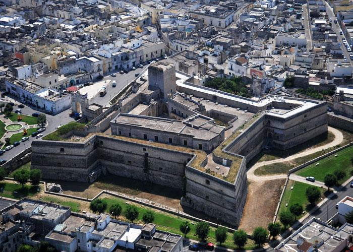 il Castello di Copertino: scopriamo la storia
