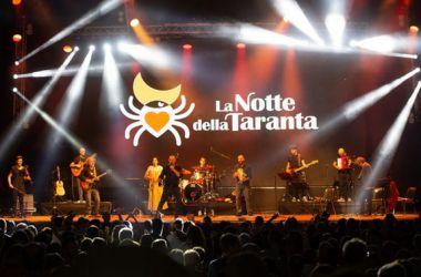 """""""Calinitta"""" - concertone di Melpignano nella Notte della Taranta 2019"""