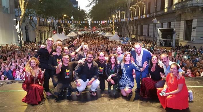 La notte della Taranta e la Pizzica salentina conquistano BUENOS AIRES, nel viaggio in Argentina