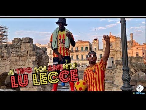 """""""E TIFO SOLAMENTE LU LECCE"""" il video contro """"i rinnegati"""" dei Party rock salento"""