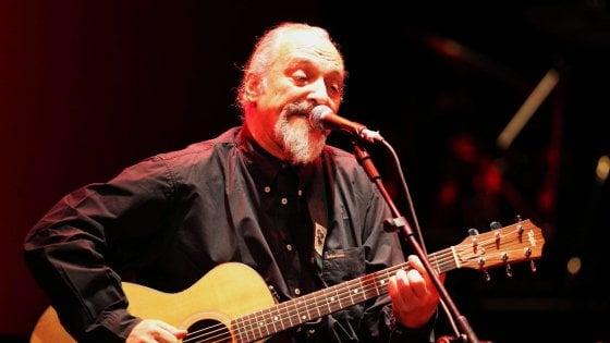 Eugenio Finardi alla Notte della Taranta 2009