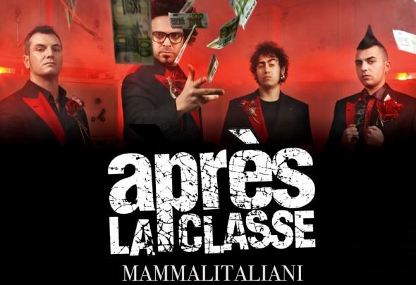 """""""MAMMALITALIANI """" - APRES LA CLASSE"""