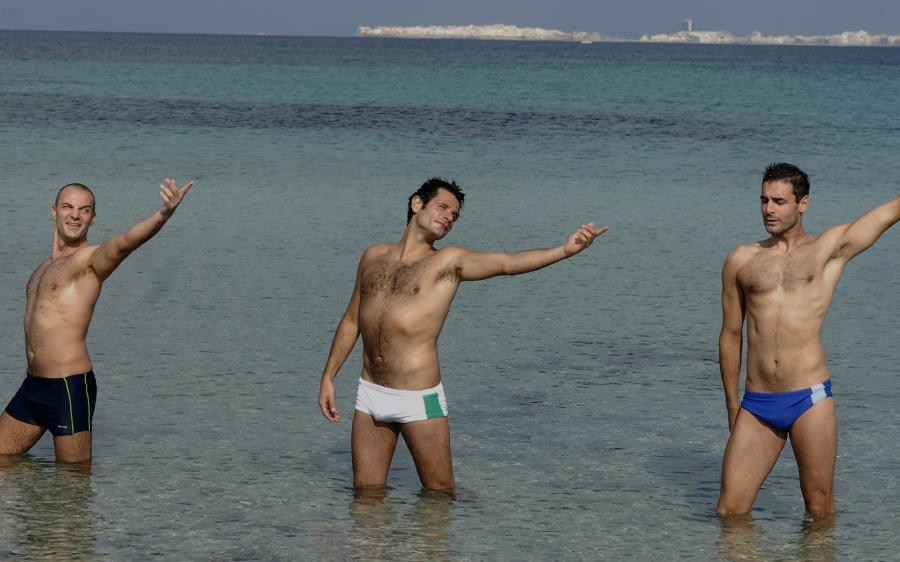 """il film """"Mine Vaganti"""" girato nel Salento nel 2010"""