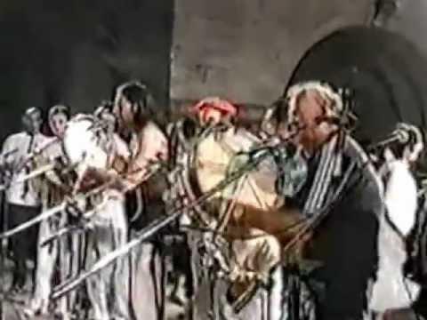 La prima edizione della Notte della Taranta nel 1998