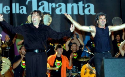 La Notte della Taranta 2005: ospiti Piero Pelù e Francesco de Gregori