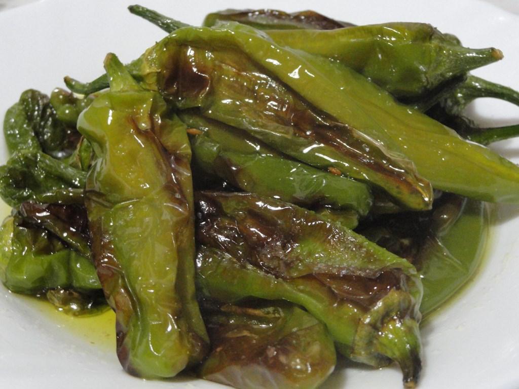 i friggitelli salentini: i peperoni verdi ripieni