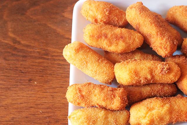 """La ricetta delle crocchette di patate alla menta """"alla salentina"""""""