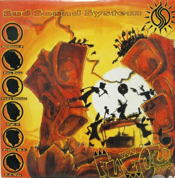"""Sud Sound System: """"Fuecu"""" e """"T'à sciuta bona"""" (1991)"""