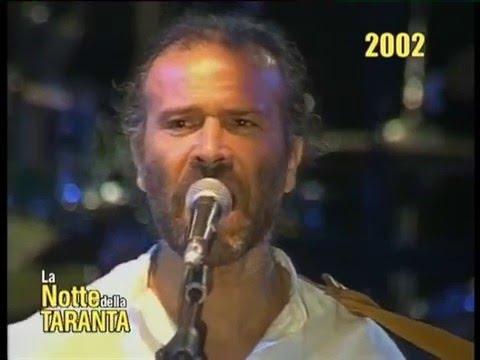 """""""TAOTOR"""" cantata da Daniele Durante alla Notte della Taranta 2002"""
