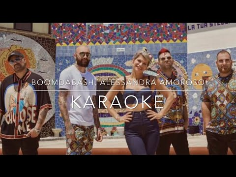 """Karaoke"" Alessandra Amoroso e i Boomdabash tornano a cantare insieme nell'estate 2020"