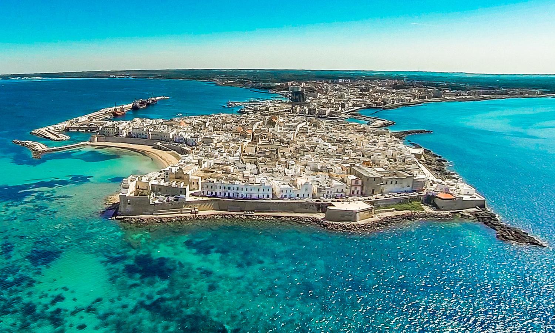 """Gallipoli è uno spettacolo! lo spot per trascorrere le vacanze nella """"città bella"""""""