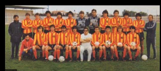 Monza - Lecce 16 giugno 1985: il Lecce conquista per la prima volta la Serie A