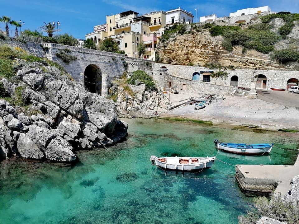 il mare del Salento è il più bello d'Italia, insieme a quello della Sardegna