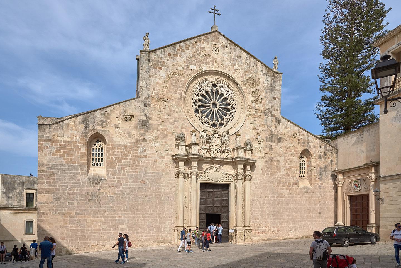 la Cattedrale di Otranto e il suo mosaico