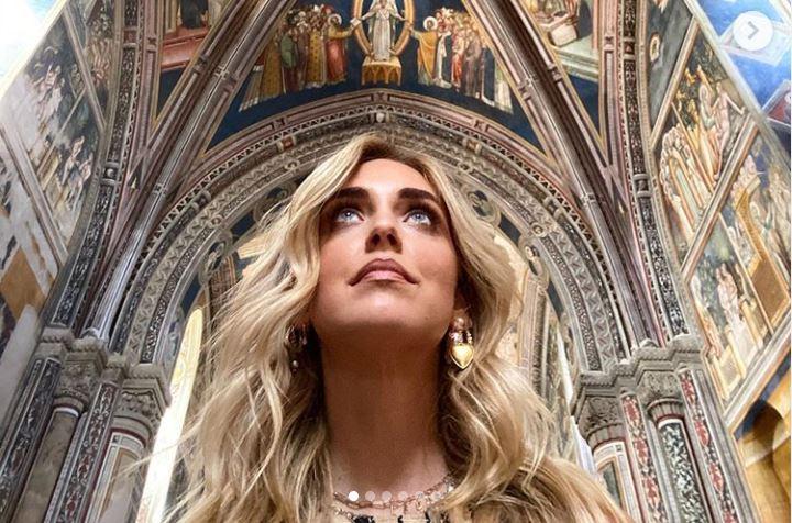 """Chiara Ferragni """"ma che sogno il Salento"""""""