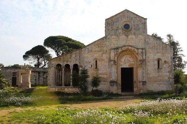 Alla scoperta dell'Abbazia di Santa Maria di Cerrate, vicino Lecce
