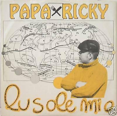 "Lu Papa Ricky e le canzoni anni '90: ""comu t'ha cumbenatu"" ""Lu sole mio"" e ""emigrante"""