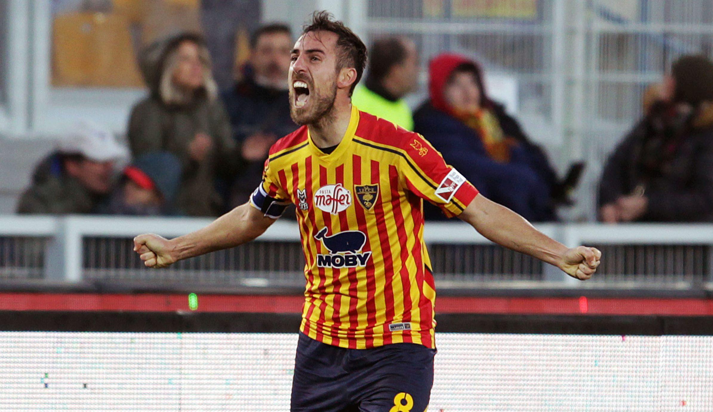 Marco Mancosu: il pianto del Capitano, che accompagna il Lecce in serie B