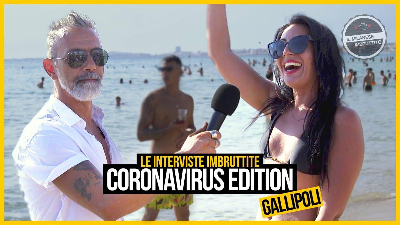 Il Milanese imbruttito: le divertenti interviste dell'estate 2020 a Gallipoli