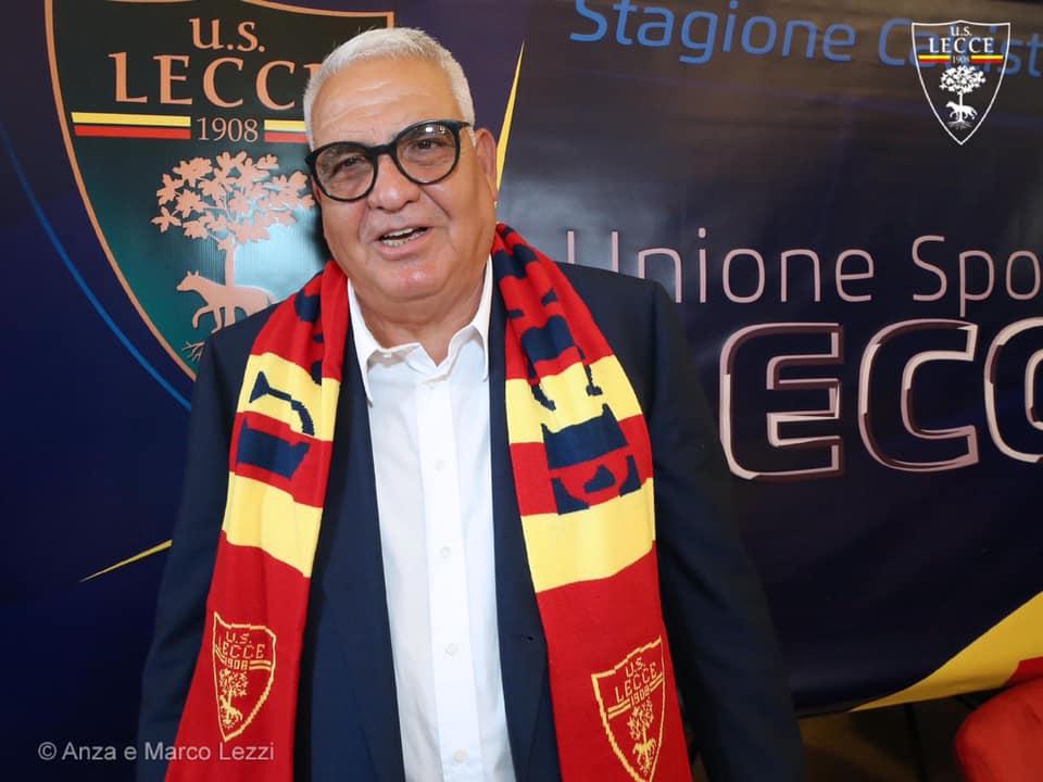 """Pantaleo Corvino torna all'US Lecce: """"Tornare a Lecce scelta di cuore"""""""