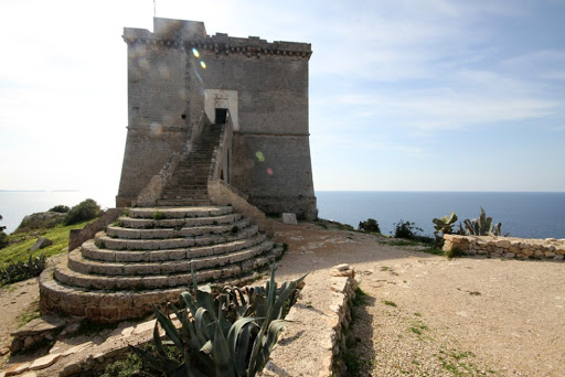 La Torre dell'Alto a Santa Caterina di Nardò
