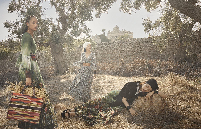 Lo spot che Dior dedica al Salento e alla città di Lecce