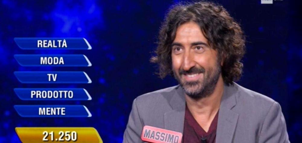 Massimo Cannoletta il salentino super Campione de L'eredità