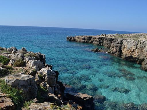 Posto Rosso e Capilungo, due graziose località della costa ionica salentina