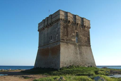 La torre chianca a Porto Cesareo