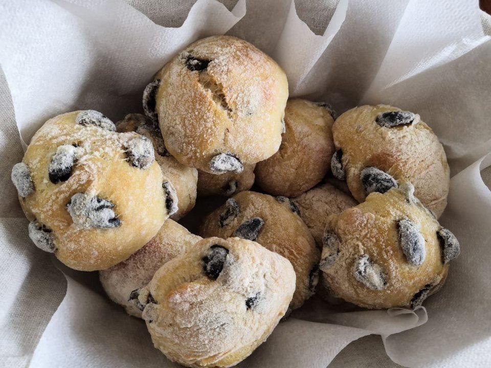 Le Pucce con le olive