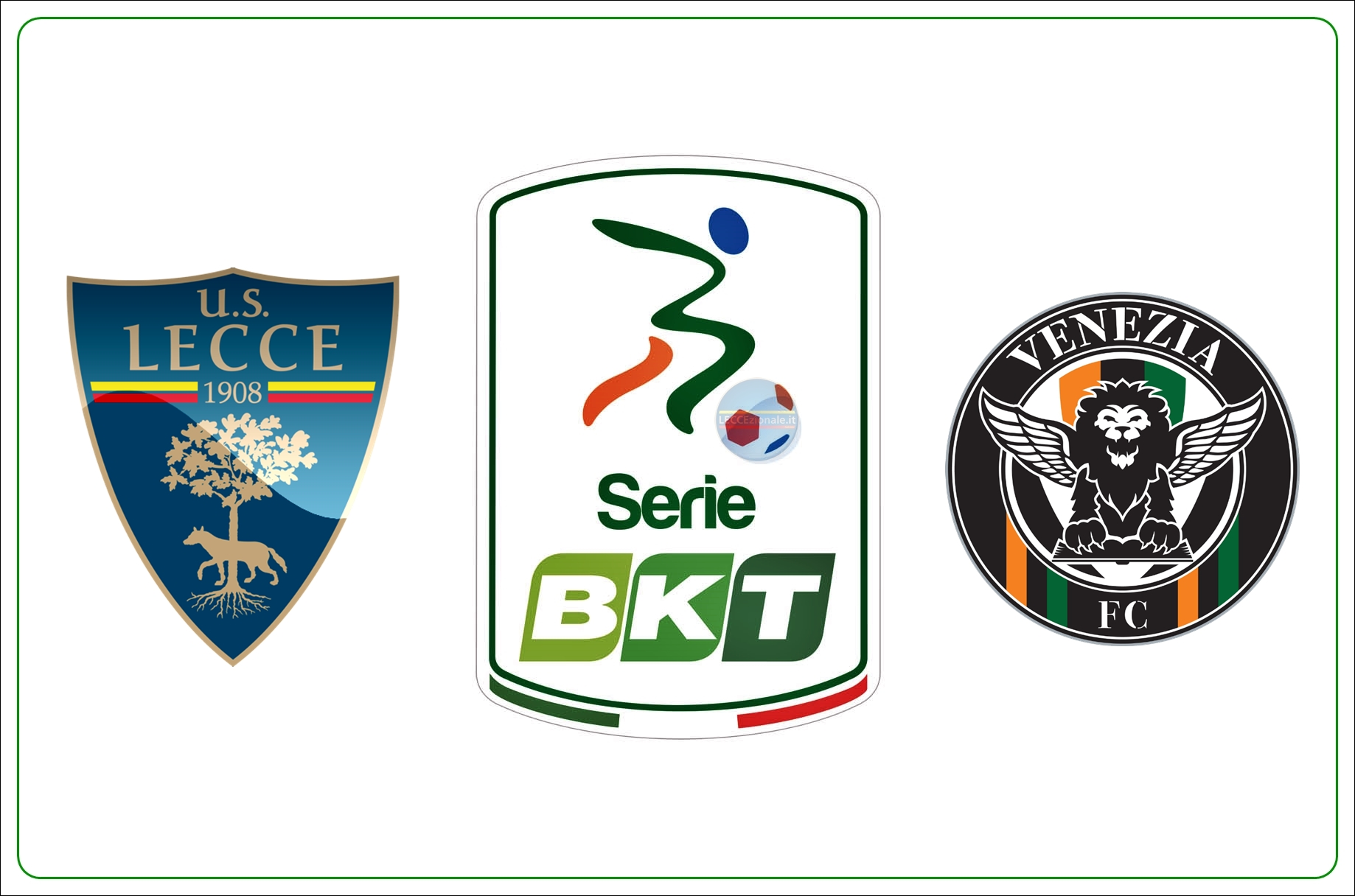 Lecce - Venezia 1 a 1 - termina il cammino dei giallorossi alle semifinali play off 2021