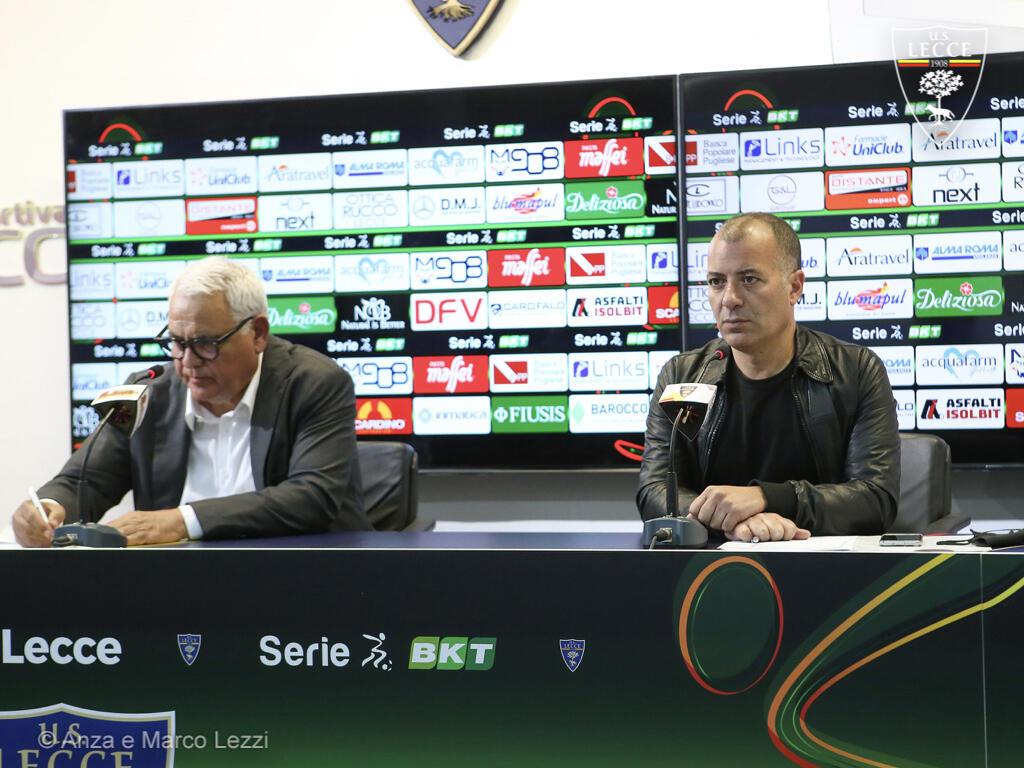 Esonerato Eugenio Corini, il Lecce calcio termina la stagione 2020/2021