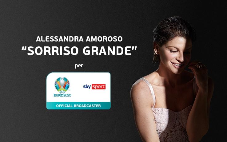"""Alessandra Amoroso """"Sorriso Grande"""""""
