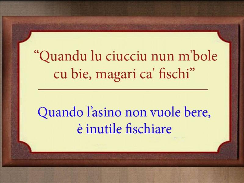 I proverbi salentini più belli